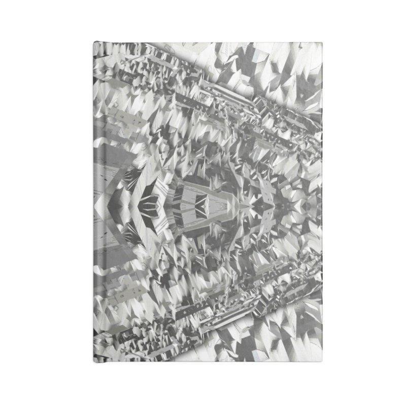 Hydrocarbon Deco Diamond Accessories Notebook by Trevor Ycas's Artist Shop