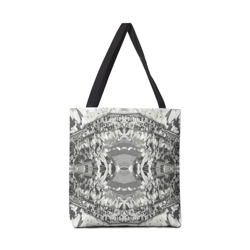 Hydrocarbon Deco Diamond Accessories Bag by Trevor Ycas's Artist Shop