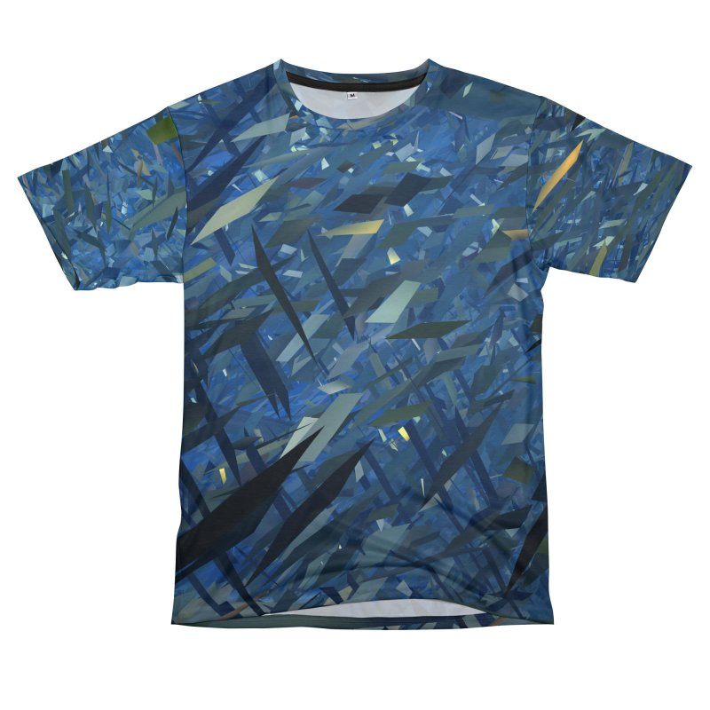 Ice Storm 1 Men's Cut & Sew by Trevor Ycas's Artist Shop