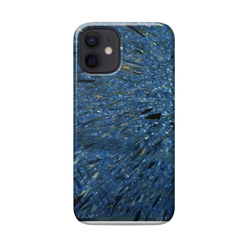 Ice Storm 1 Accessories Phone Case by Trevor Ycas's Artist Shop
