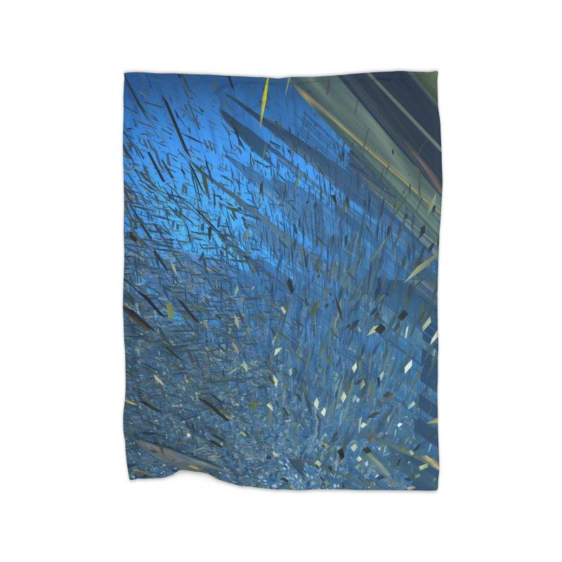 Arctic Kelp Home Blanket by Trevor Ycas's Artist Shop