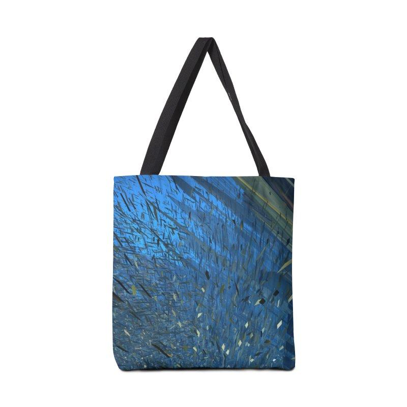 Arctic Kelp Accessories Bag by Trevor Ycas's Artist Shop