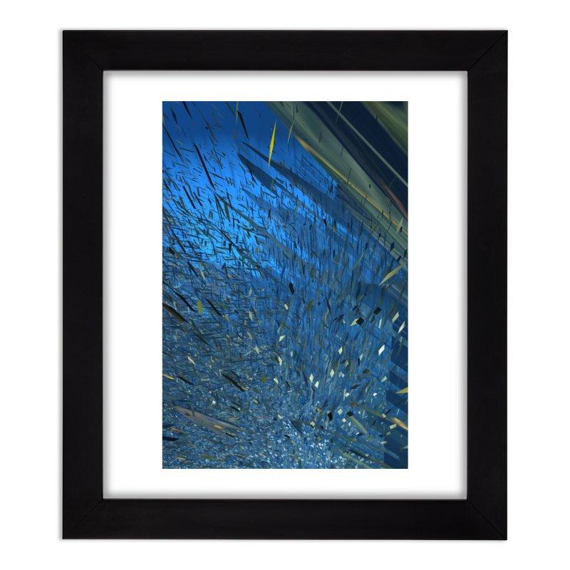 Arctic Kelp Home Framed Fine Art Print by Trevor Ycas's Artist Shop