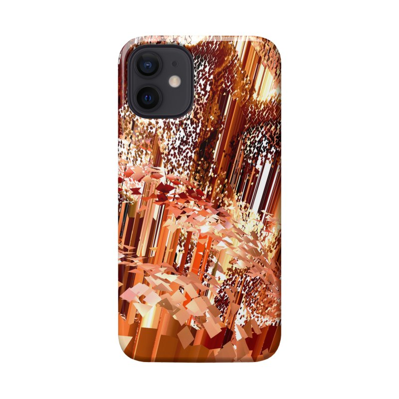Digital Fire, Stoked Accessories Phone Case by Trevor Ycas's Artist Shop