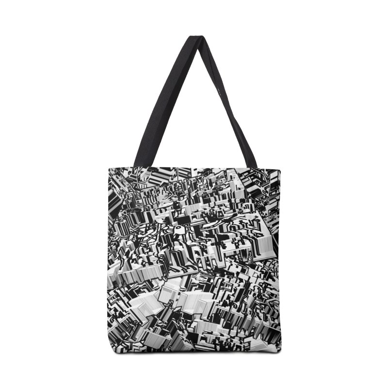 Compressed Extrusion: Confrontation Accessories Bag by Trevor Ycas's Artist Shop