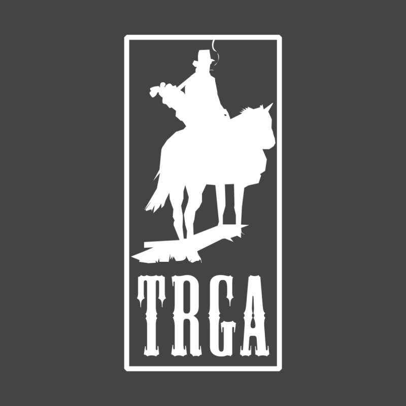 TRGA WHITE Men's Longsleeve T-Shirt by TRGA Pro Shop