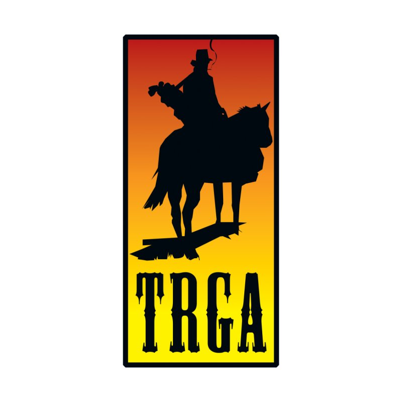 TRGA CLASSIC Men's T-Shirt by TRGA Pro Shop
