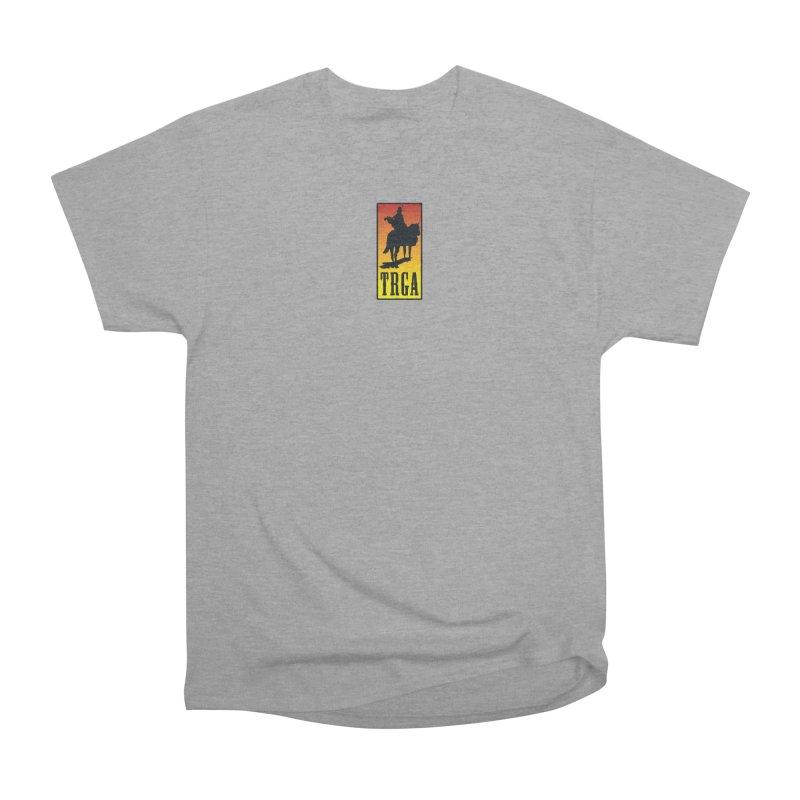 TRGA CLASSIC Men's Heavyweight T-Shirt by TRGA Pro Shop
