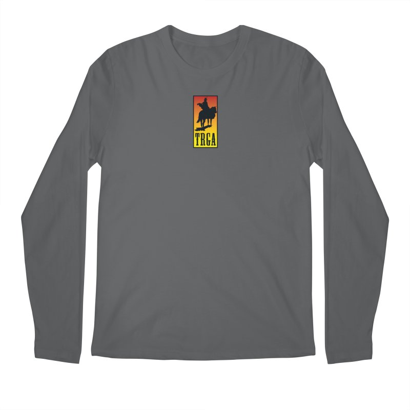 TRGA CLASSIC Men's Regular Longsleeve T-Shirt by TRGA Pro Shop