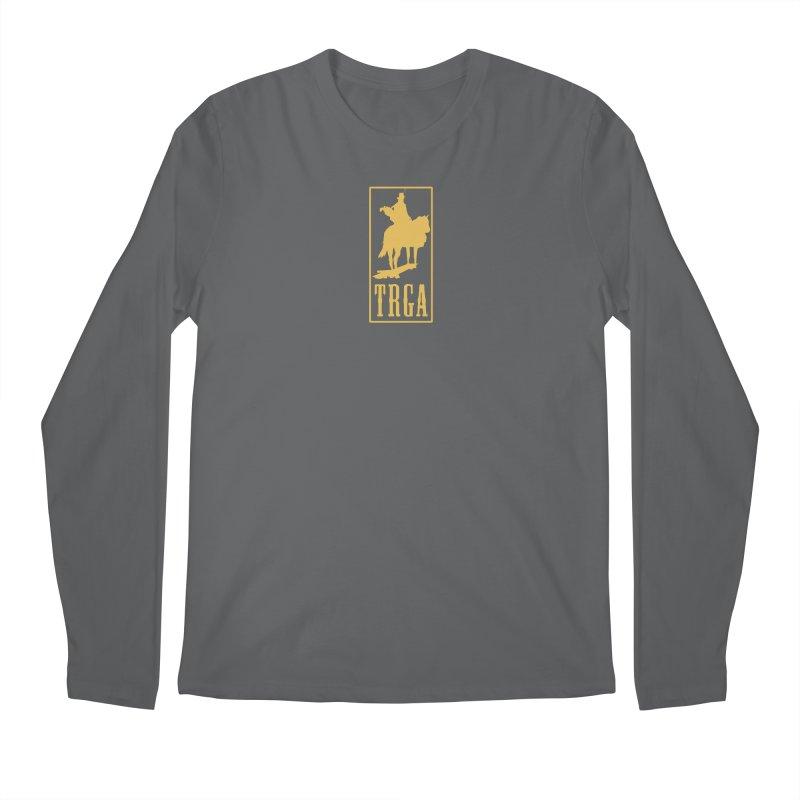 TRGA GOLD Men's Longsleeve T-Shirt by TRGA Pro Shop
