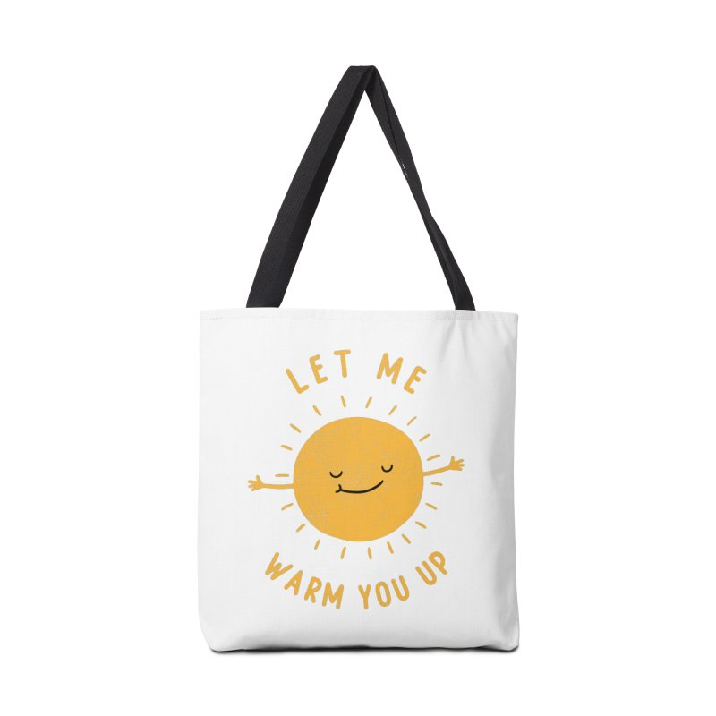 Let Me Warm You Up Accessories Tote Bag Bag by triagus's Artist Shop
