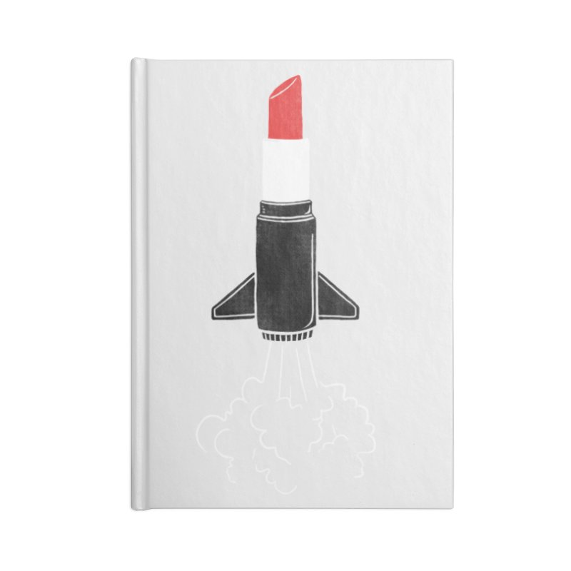 Launch Your Beauty Accessories Notebook by triagus's Artist Shop