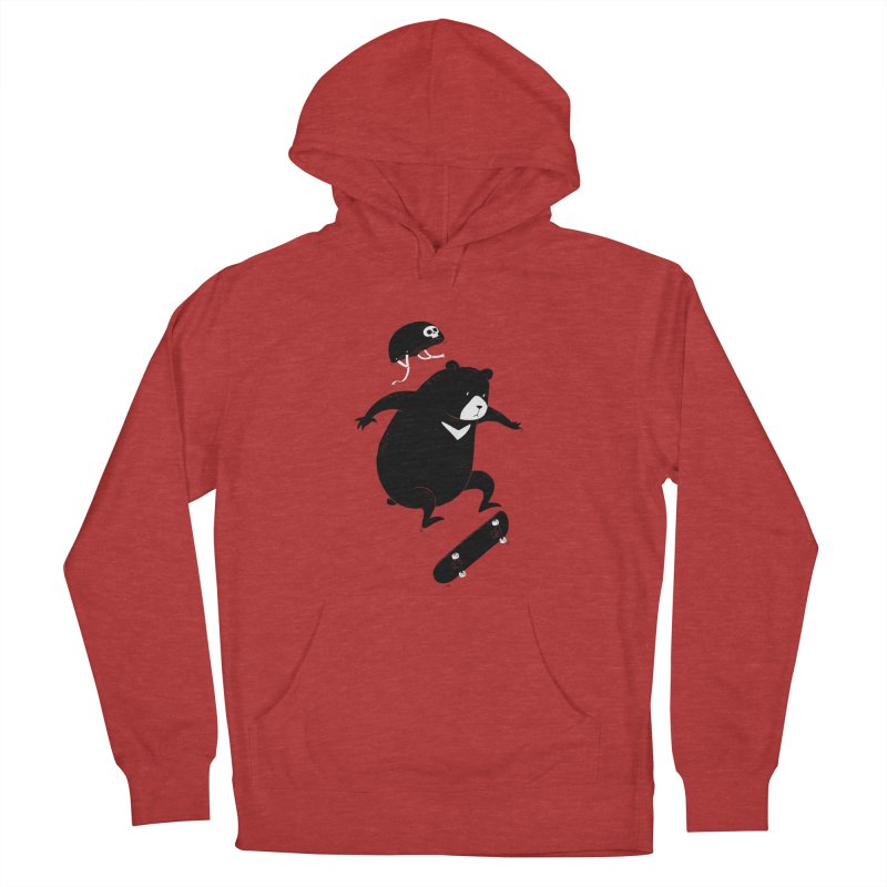 Extreme Bear Women's Pullover Hoody by triagus's Artist Shop