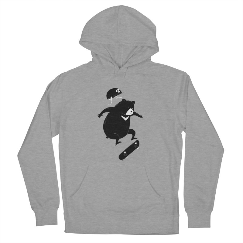 Extreme Bear Men's Pullover Hoody by triagus's Artist Shop