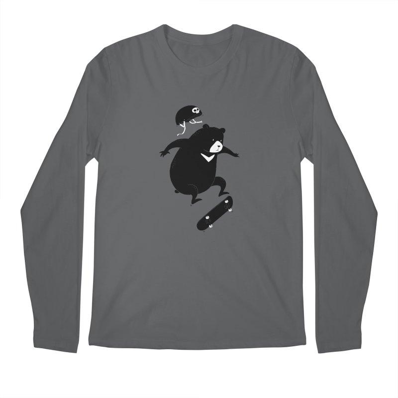 Extreme Bear Men's Longsleeve T-Shirt by triagus's Artist Shop