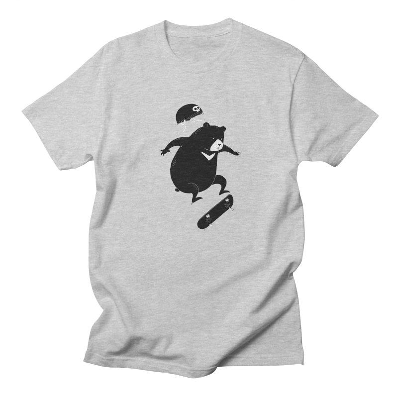 Extreme Bear Men's T-shirt by triagus's Artist Shop