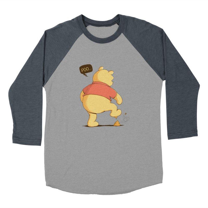 Bad Day Men's Baseball Triblend T-Shirt by triagus's Artist Shop