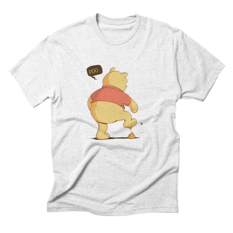Bad Day Men's Triblend T-shirt by triagus's Artist Shop