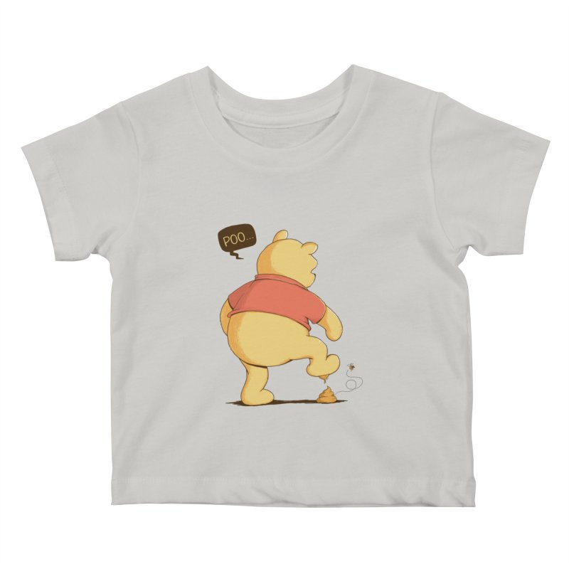 Bad Day Kids Baby T-Shirt by triagus's Artist Shop