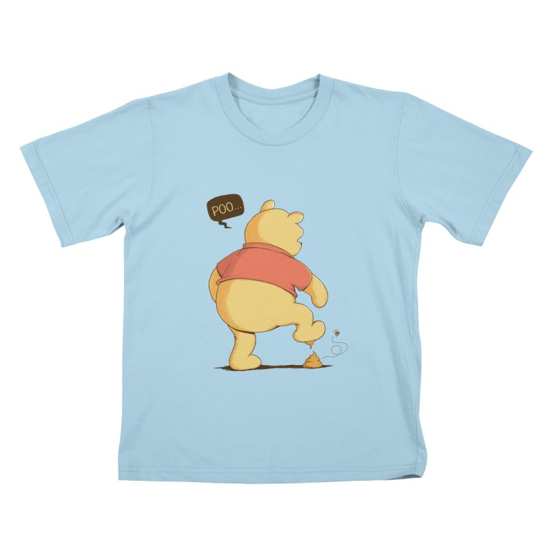Bad Day Kids T-shirt by triagus's Artist Shop