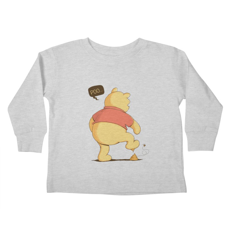 Bad Day Kids Toddler Longsleeve T-Shirt by triagus's Artist Shop