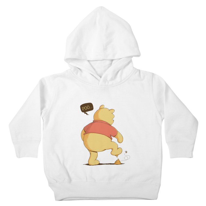 Bad Day Kids Toddler Pullover Hoody by triagus's Artist Shop