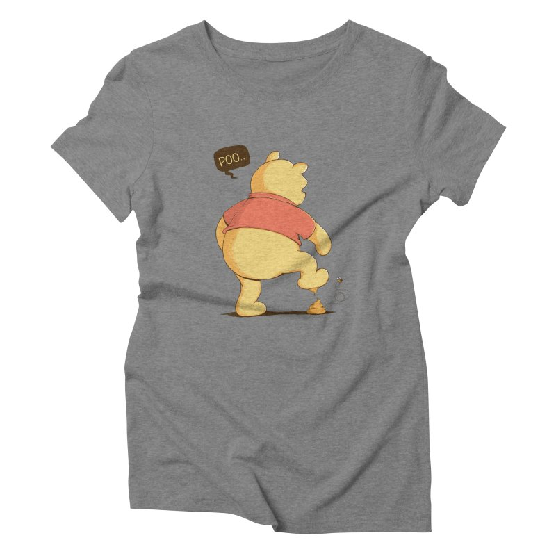 Bad Day Women's Triblend T-shirt by triagus's Artist Shop