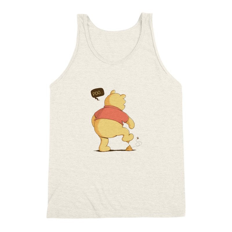 Bad Day Men's Triblend Tank by triagus's Artist Shop