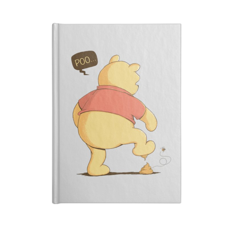 Bad Day Accessories Notebook by triagus's Artist Shop
