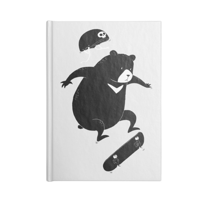 Extreme Bear Accessories Notebook by triagus's Artist Shop