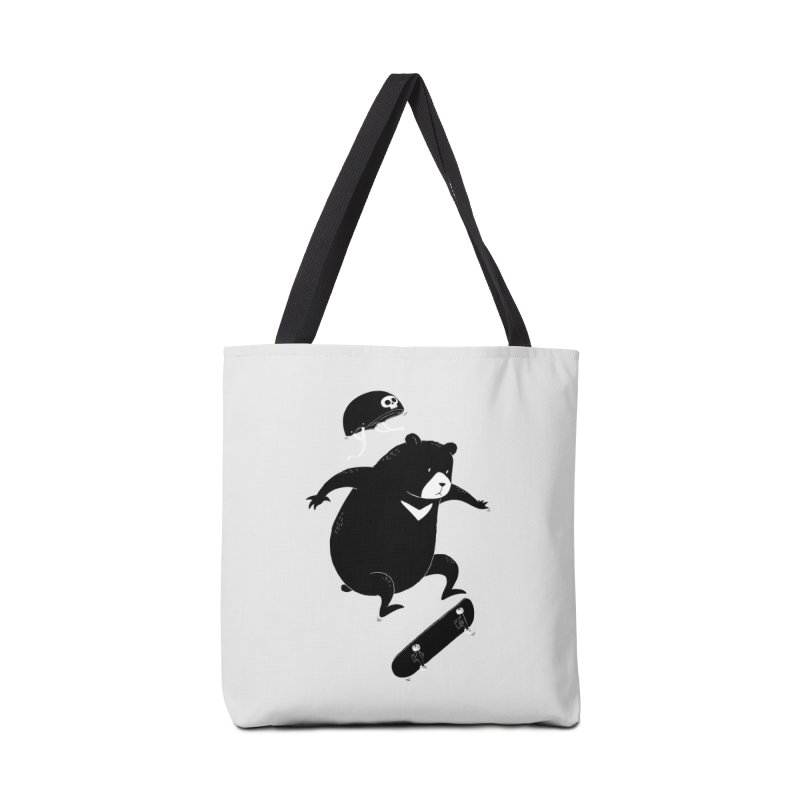 Extreme Bear Accessories Bag by triagus's Artist Shop