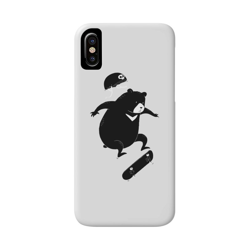 Extreme Bear Accessories Phone Case by triagus's Artist Shop