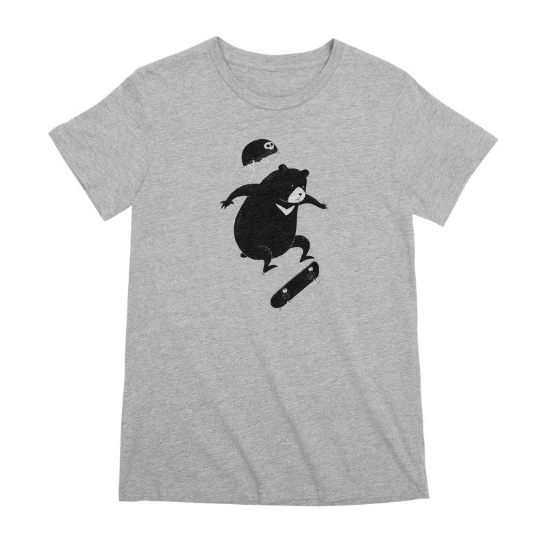 Extreme Bear Women's T-Shirt by triagus's Artist Shop