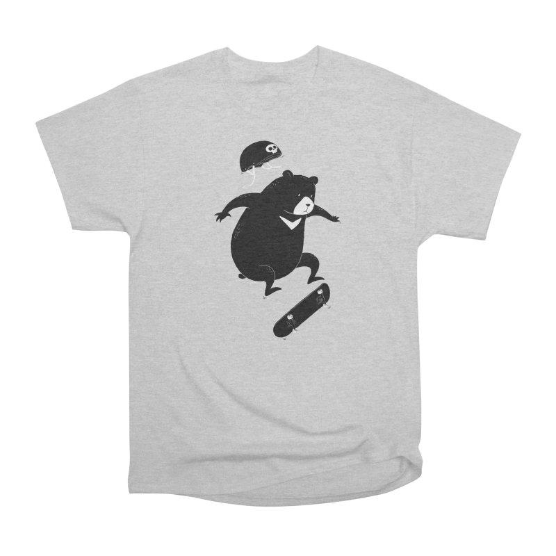 Extreme Bear Women's Heavyweight Unisex T-Shirt by triagus's Artist Shop