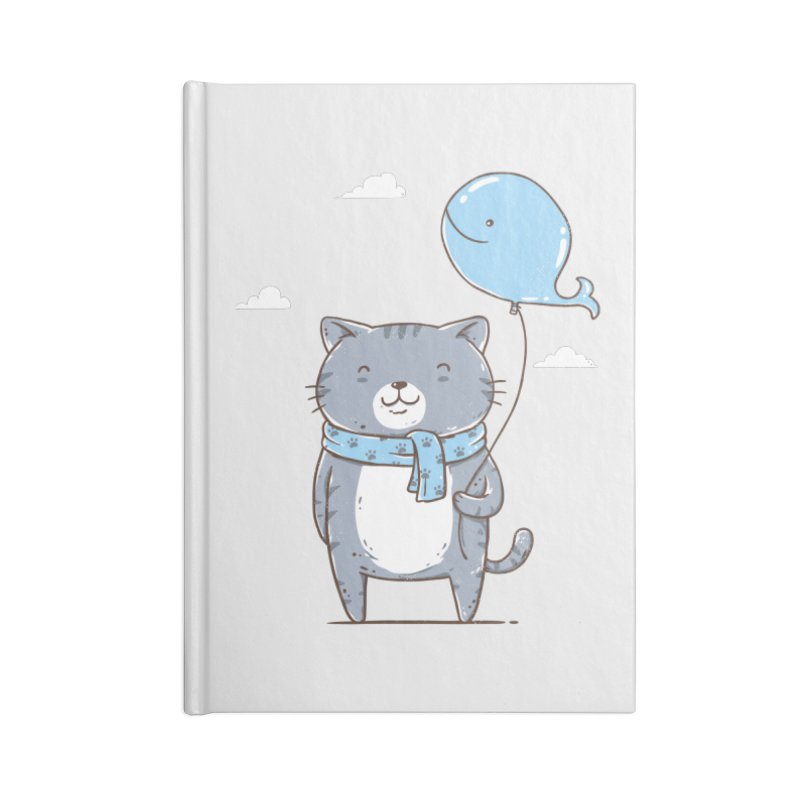 Big Fish Lover Accessories Notebook by triagus's Artist Shop