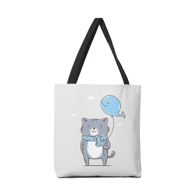 Big Fish Lover Accessories Bag by triagus's Artist Shop