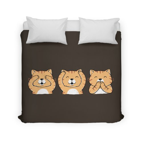 image for Three Wise Cats