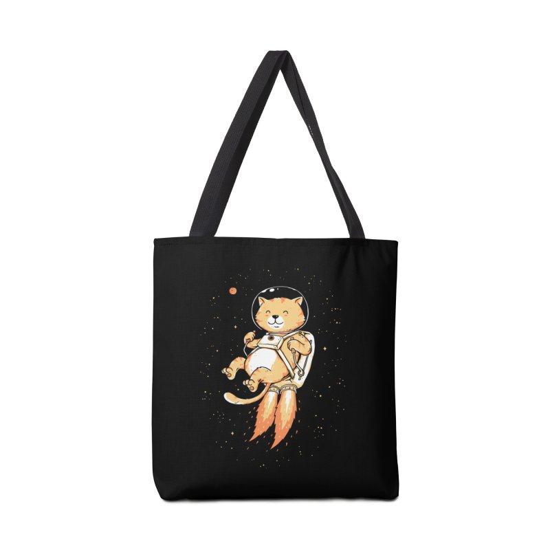 Space Adventurer Accessories Tote Bag Bag by triagus's Artist Shop