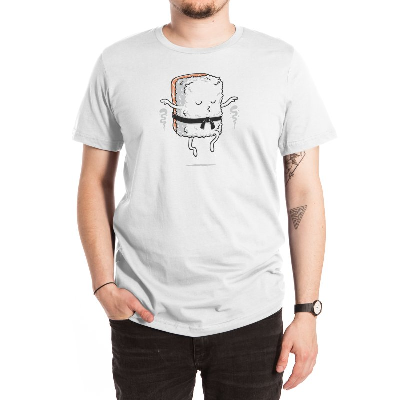 Master Sushi Men's T-Shirt by triagus's Artist Shop