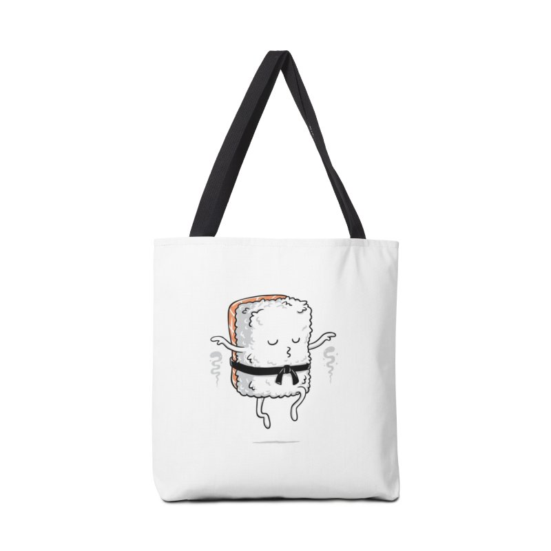 Master Sushi Accessories Tote Bag Bag by triagus's Artist Shop
