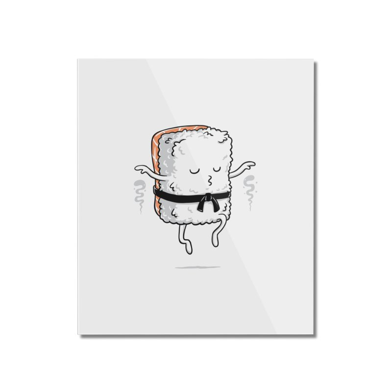 Master Sushi Home Mounted Acrylic Print by triagus's Artist Shop