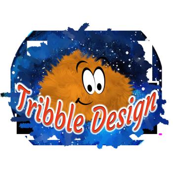 Tribble Design - Unique graphics for unique produc Logo