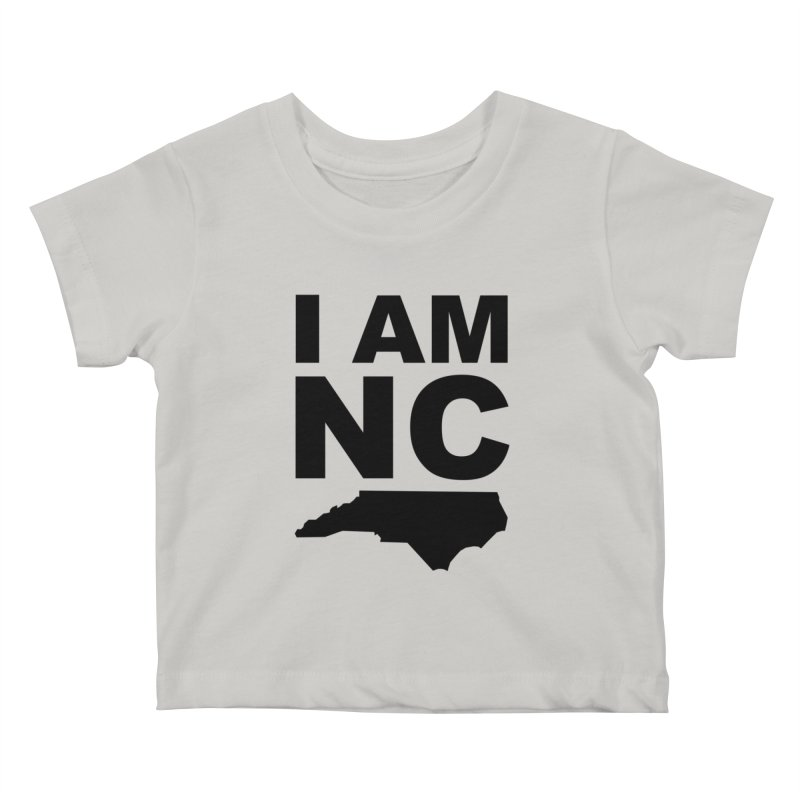 I AM NC 2 Kids Baby T-Shirt by Tribe of the Infinite