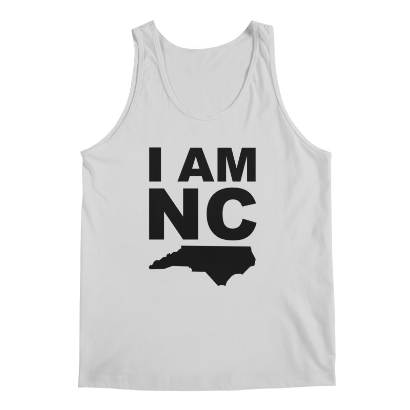 I AM NC 2 Men's Tank by Tribe of the Infinite