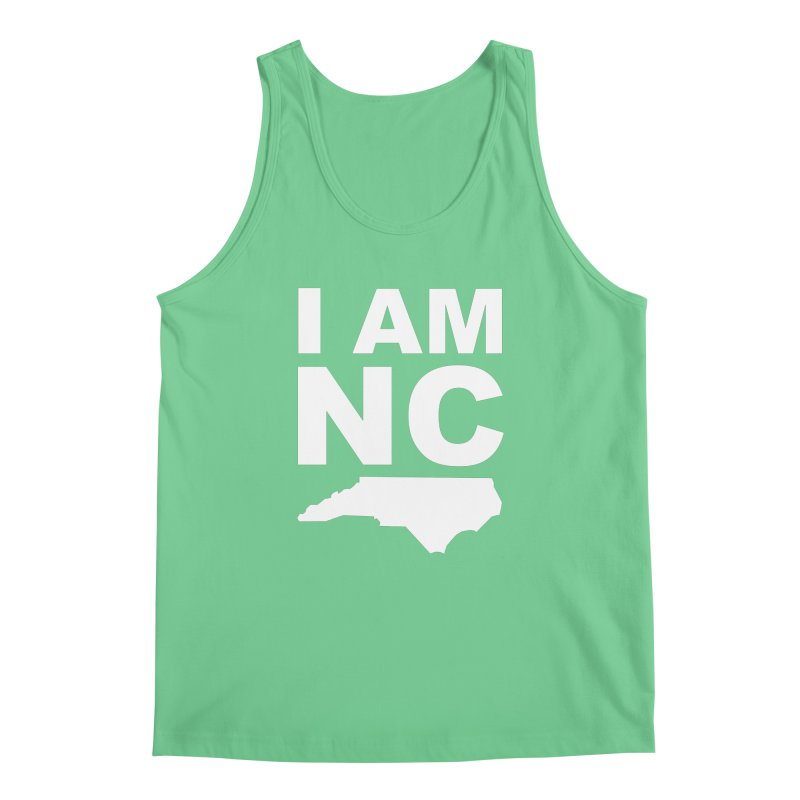 I AM NC Men's Tank by Tribe of the Infinite
