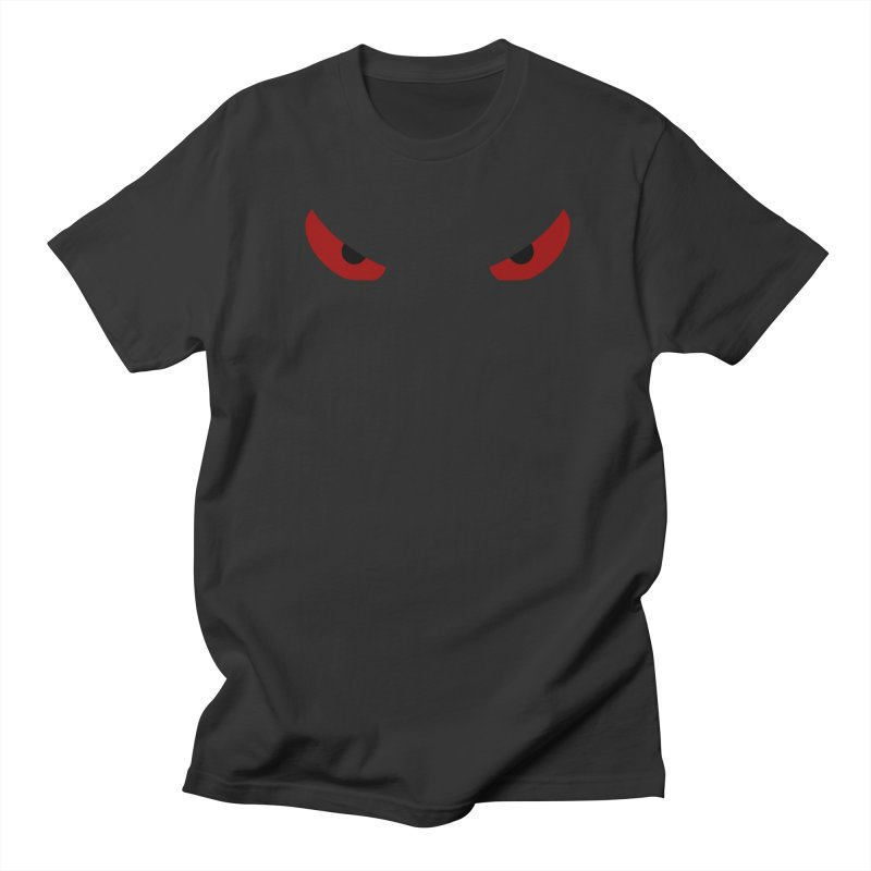 Toa - Tribal Red Eyes - Limited Edition Women's Regular Unisex T-Shirt by TribEyes by Oly