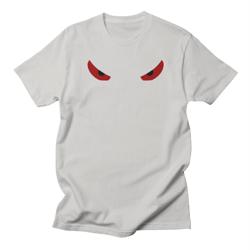 Toa - Tribal Red Eyes - Limited Edition Men's Regular T-Shirt by TribEyes by Oly