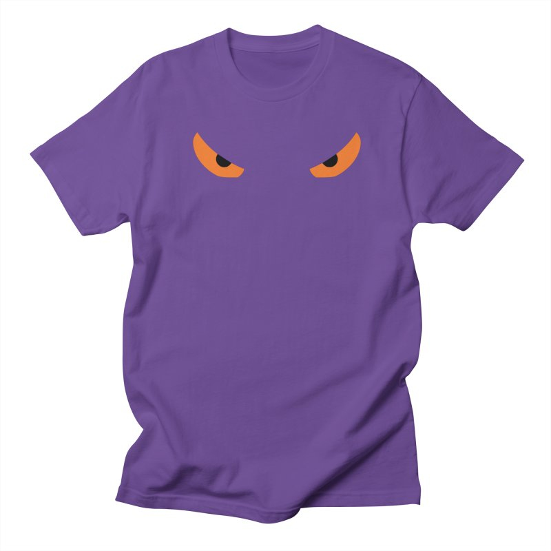 Toa - Tribal Orange Eyes - Limited Edition Women's Regular Unisex T-Shirt by TribEyes by Oly