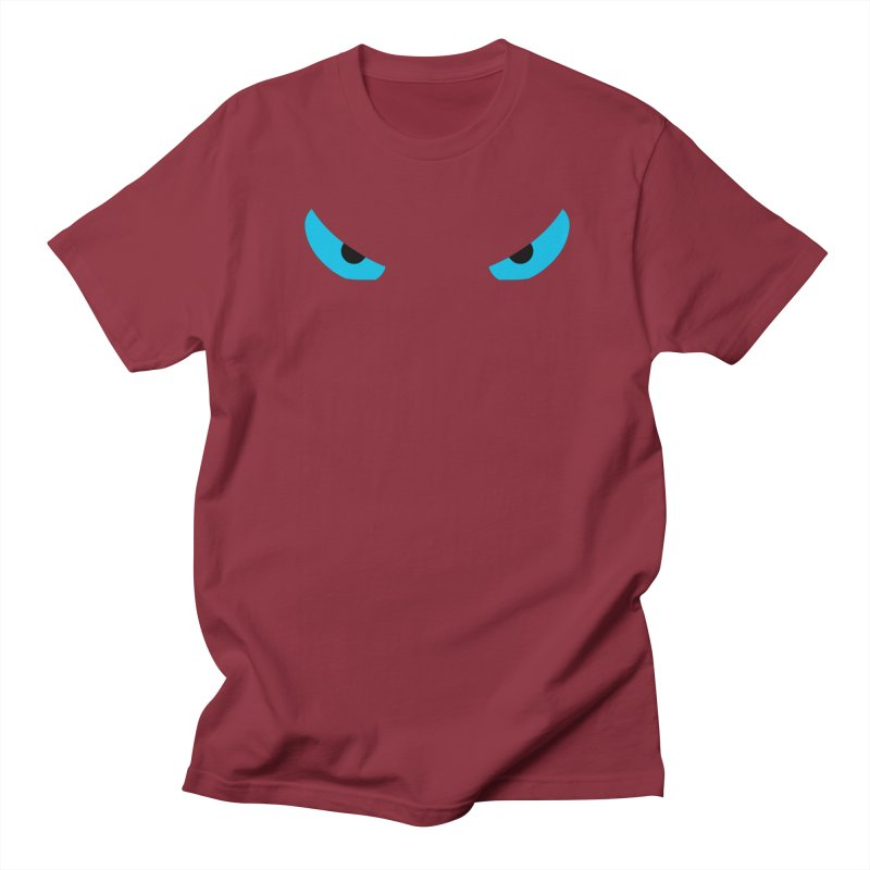 Toa - Tribal Blue Eyes - Limited Edition Women's Regular Unisex T-Shirt by TribEyes by Oly