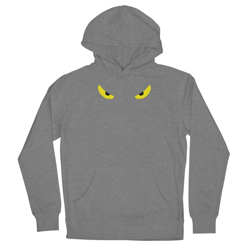 Toa - Tribal Yellow Eyes - Limited Edition Women's Pullover Hoody by TribEyes by Oly